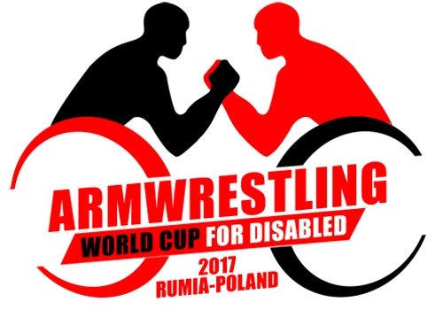 ARMWRESTLING WORLD CUP FOR DISABLED - RUMIA, POLAND 2017