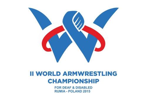 II WORLD ARMWRESTLING CHAMPIONSHIPS FOR DEAF AND DISABLED - POLAND 2015